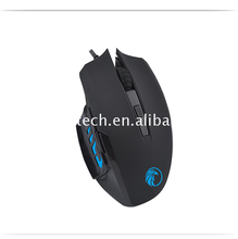 Good performance durable custom design wired gaming mouse