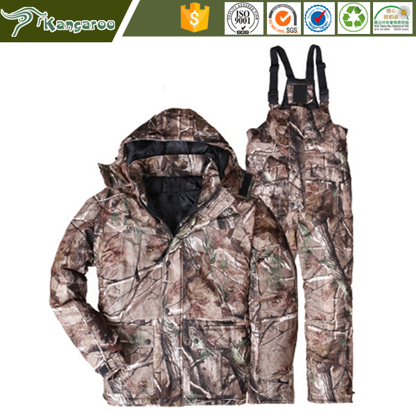 Training Tracking Camouflage Suit For Men