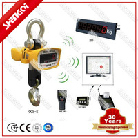 Overhead Crane Using Wireless Digital Weighing Scale 5 ton