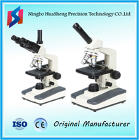 Original Manufacturer SME-F4,F4D,F4DT Inclined Achromatic Objective Biological Trinocular Optical Microscope Price