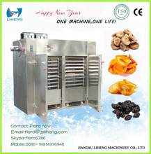 Hot air circulating system persimmon drying machine/fruit dryer oven/raisin producing machine