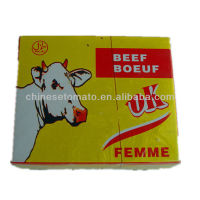 beef bouillon cube 4g supplier