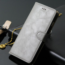 Premium card Holder folio case Pu Leather wallet cover for iPhone 6 with 4.7 inch