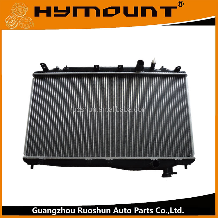 Chinese supplier Auto spare parts car radiator 19010-RR2-H51 for CITY GM2/3/6 engine cooling aluminum