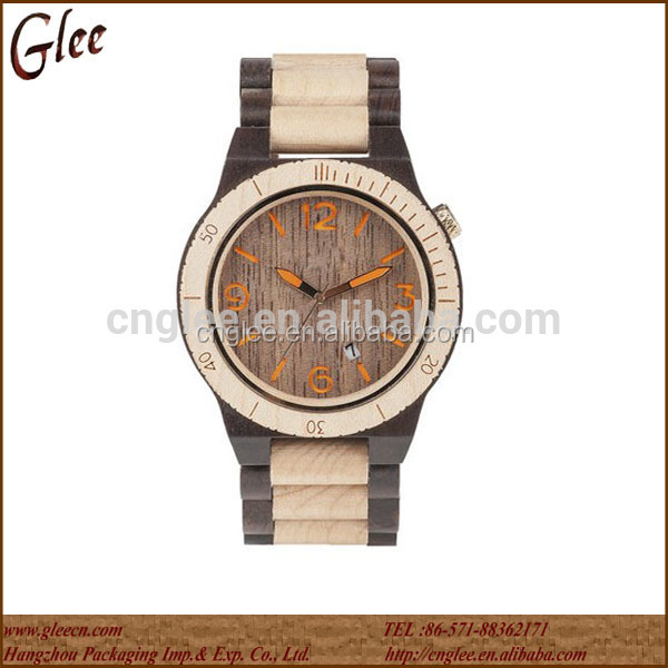 High Quality Bamboo Watch