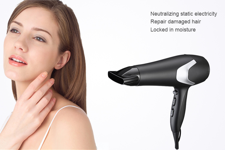 HANA professional cheap factory price high quality classic 2200w hair dryer