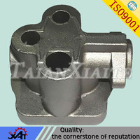 Fabrication Resin Sand Casting Hydraulic Pump