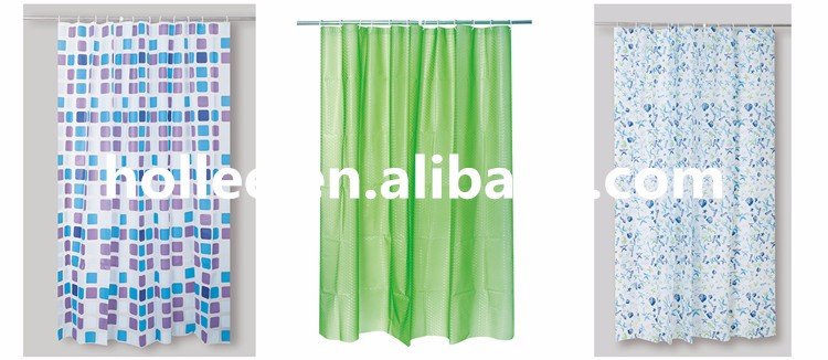 Fabric Shower Curtain Liner - Mold Resistant, Anti-Becterial, Water Repellent.