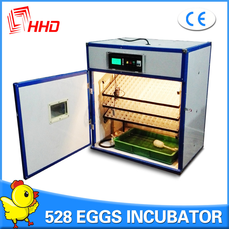 HHD YZITE-8 Hot 500 automatic chicken egg incubator for sale CE passed