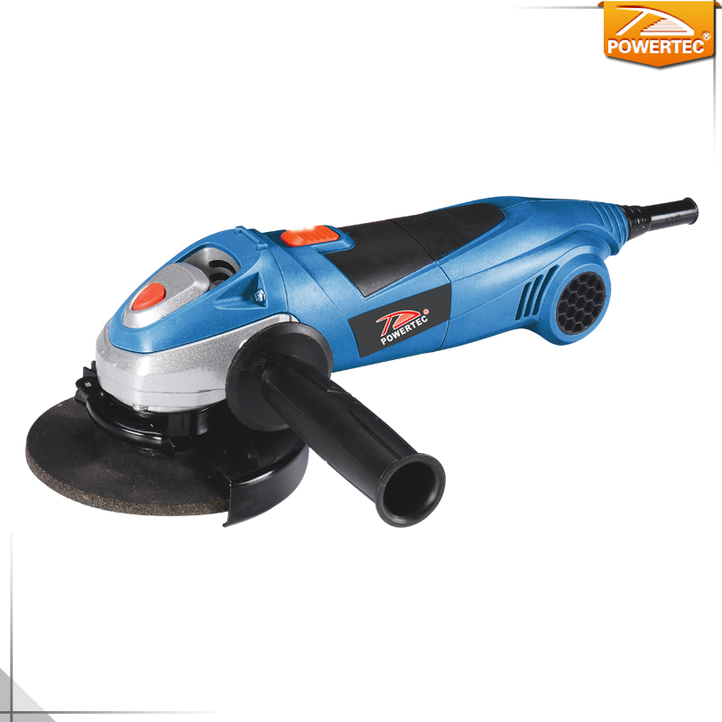 Power Tools Product : Powertec ce gs w electric power tools angle grinder