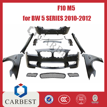 Front Bumper for BMW M5 Style for 5 Series F10 2010-2012