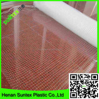 high quality virgin HDPE crops top cover anti-bird stretch net