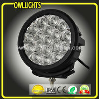 high power 90w led driving light for off road 4x4,SUV,ATV,4WD,truck,vehicle,excavator