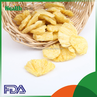 preserved fruit pineapple chips china manufacture dried fruit dried cherry