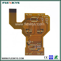 FPC Copper Flexible Printed Circuit membrane switch made in China