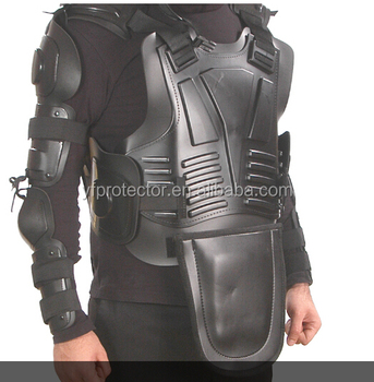 Anti Riot Body Armor Protective Suit