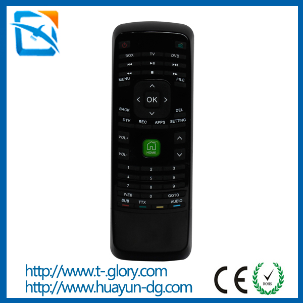 Chinese factory oem mini ir remote controller