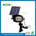 300LM Lumens Solar Powered Wall Light Spotlight
