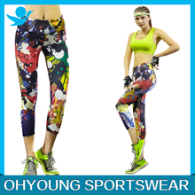 The fashion leggings printed Yoga pants tamil sex photo