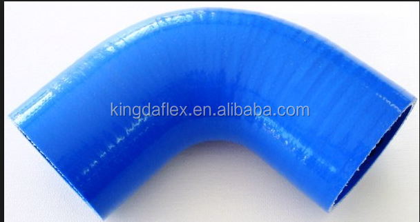 High Temperature High Performance High Pressure Silicone Rubber Hose/Tube/Pipe for Auto/Car/ Elbow 90 Degree Silicone Hose