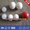 Plastic hollow HDPE Balls with natural color