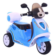 Cheap Child Drive Motor Bike 3 Wheel Electric Kids Motorcycle with Remote Control