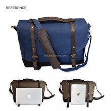 Factory Stock Cheap Price Laptop Canvas Bag Computer Promotional Travel Storage bag