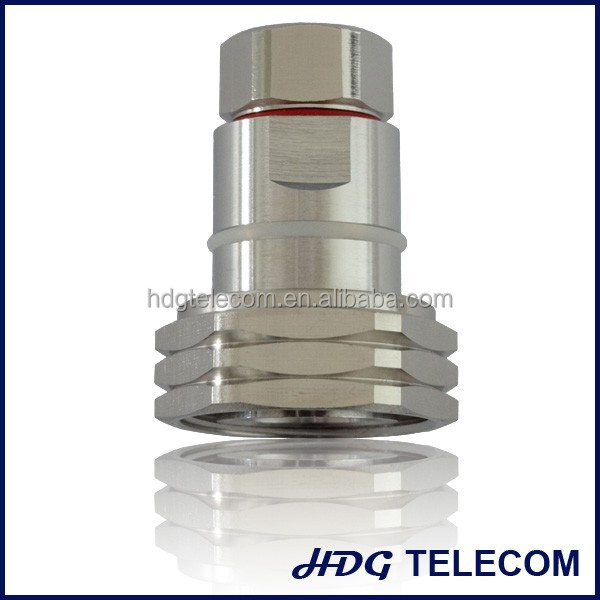 "1/2"" DIN (7/16) Superflexible RF Plug Connector"