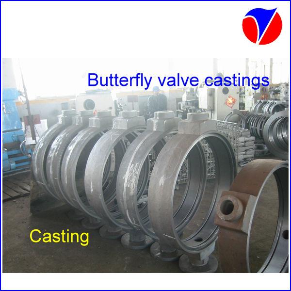 High Quality China OEM Manufacturer Custom Valve Body and Bonnet Casting