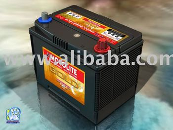 MOTOLITE Maintenance-free Lead-acid Batteries