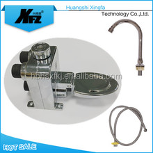 XFZ Foot Operated Thermostatic mixing valve