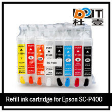 P400 P600 P800 Refill Cartridge With ARC Chip For Epson SC-P400 P600 P800