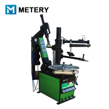 Double Arm Car Tyre Dismantling Machine