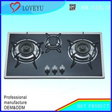 Factory Best choose gas burners stainless steel gas stove burner gas hob