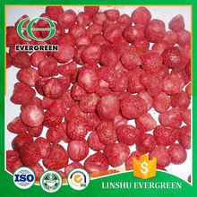 Chinese export healthy snack food freezen dried strawberry