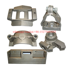China Supplier FCD 450 and aluminum sand casting factory