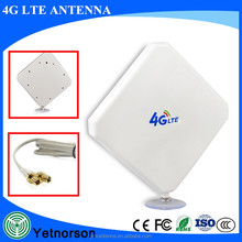 hot selling wireless external 4G big panel antenna with SMA /TS9