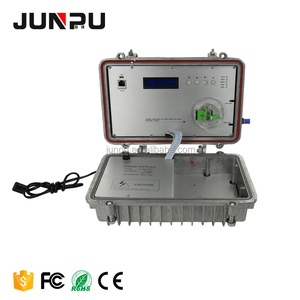 1 or 2 Outputs 1310nm Outdoor Optical Transmitter For Catv 2 ~ 30mw