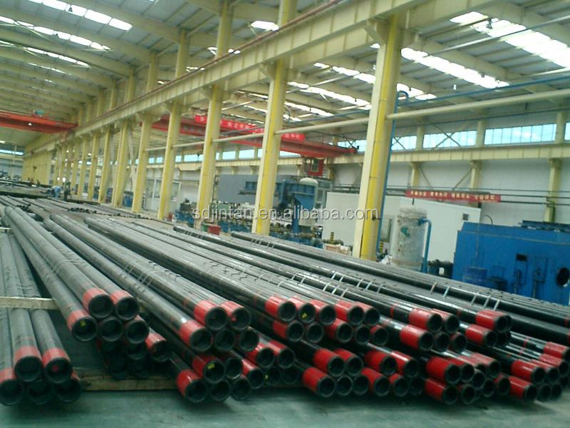 non api Premiums special Steel Grade thread connection casing tubing surface conductor pipe and ocean riser