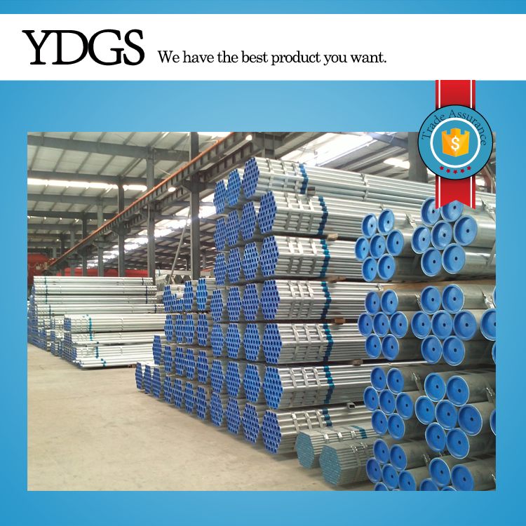 hot dipped galvanized steel tube bedrock price online product selling websites