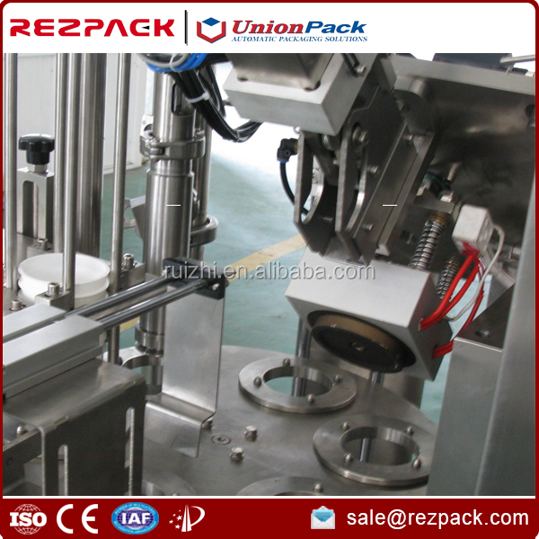 Sales of high-quality k cup filling machine , Easy to operate High Automation doypack packing machine,Powder Filling and Sealing