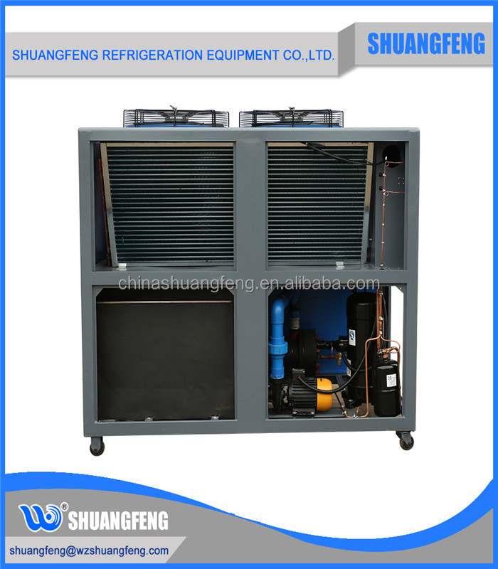 8Hp Air Cooled Chiller with 6ton Cooling Capacity