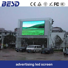 2014 Hot sale in alibaba china p10 led display outdoor fullcolor led display / led display with good price