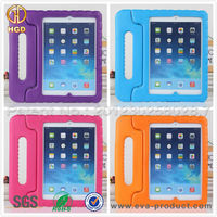 Kids Anti Shock Hard Protective Back Cover for iPad Air with Handle