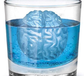 Creative Brain Novelty Silicone Ice Molds
