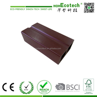 Anti-rot and water-proof wpc decking joist wpc kneel