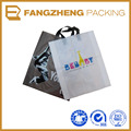 HDPE/LDPE wholesale china factory 60 microns for handle shopping bags/product design handle bag/Soft Loop Handle Plastic Bag