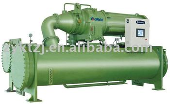 Midea centrifugal water cooled chiller for commercial