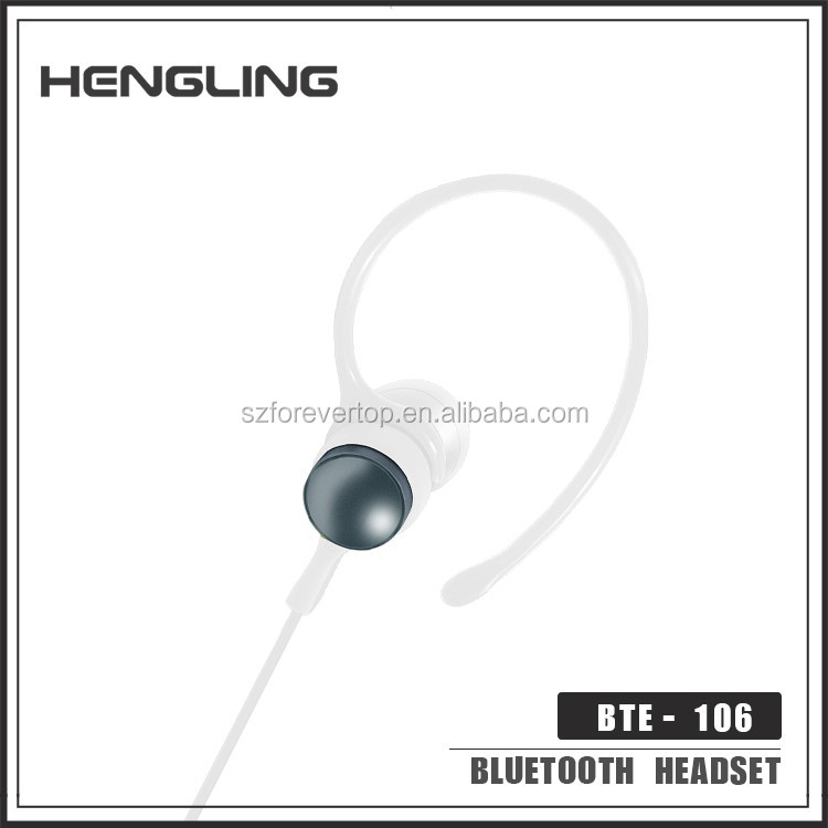 Hot selling wholesale high quality in-ear stereo bluetooth earphone from shenzhen