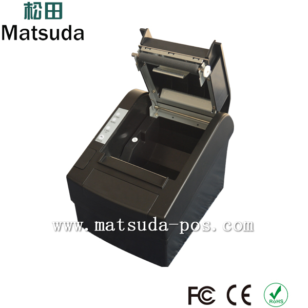 hot sale Restaurant,Kitchen,Supermarket, 80mm label and receipt thermal printer